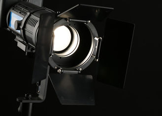 LED Sopt Light Focusable Dimmable Fresnel Light 50W Day and Tungsten Light